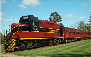 New England Railroads: History and Heritage