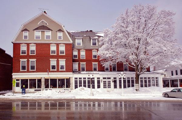 Vermont Valentine at the Brandon Inn