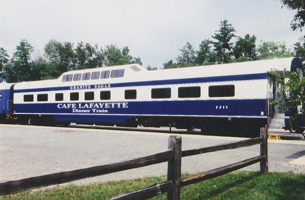 New England Rail and Sail