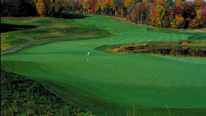 Golf in the Green Mountains: The Original Golf School at Mount Snow