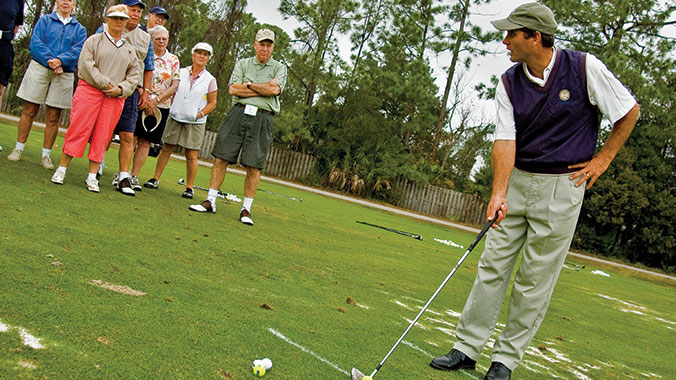 Tee Time on the Gulf: Learn From the Pros of the Original Golf School