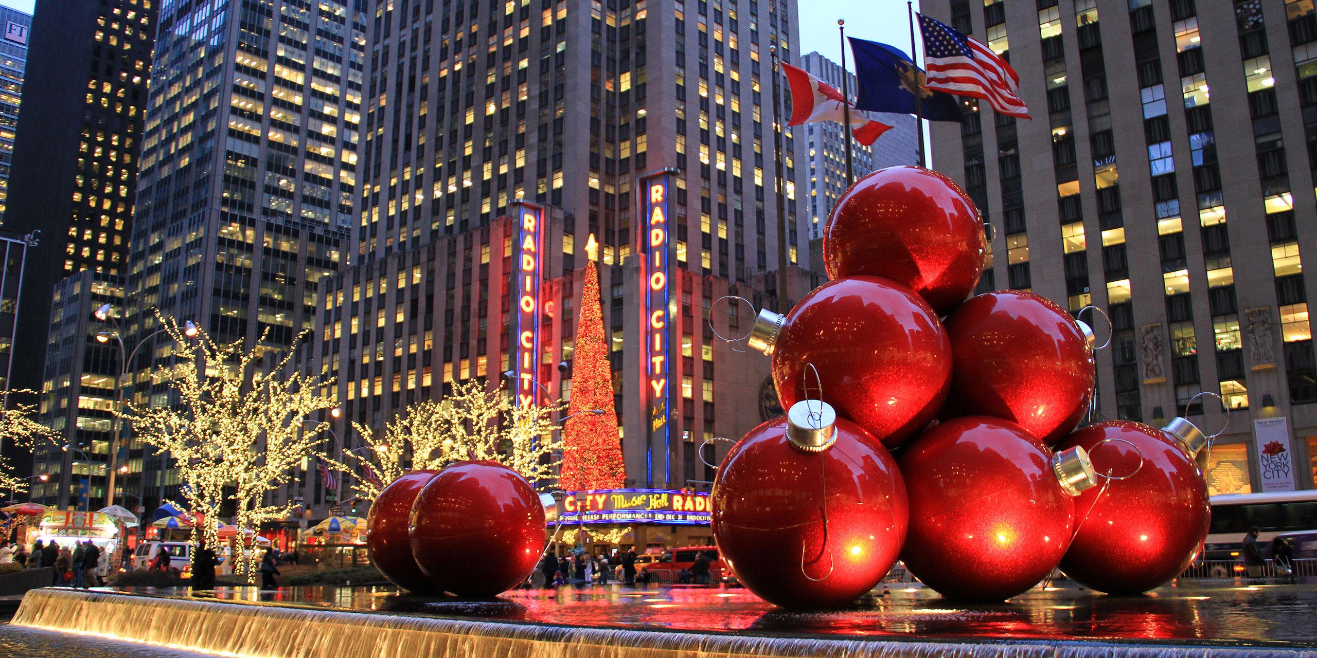 New York For Christmas 2021 New York City Spectacular Pre Christmas 2021 Sugar Tours