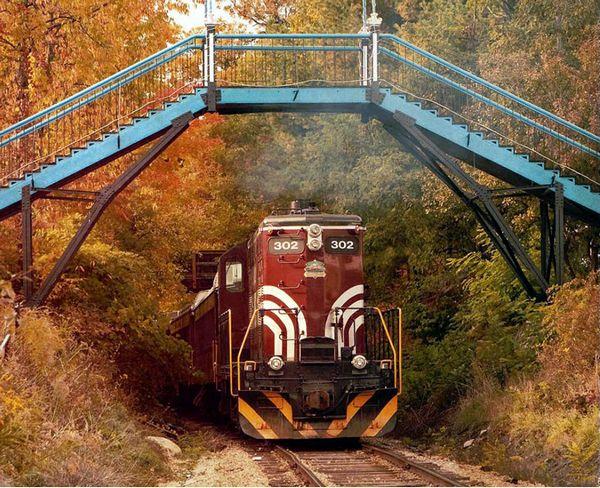 Railroads of New Hampshire