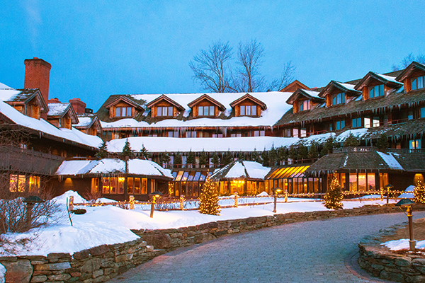 Vermont Country Christmas - Trapp Family Lodge Country Christmas 2021