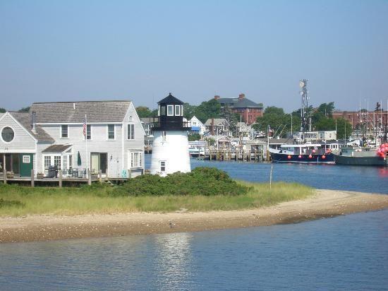 Cape Cod, Boston and Pops by the Sea