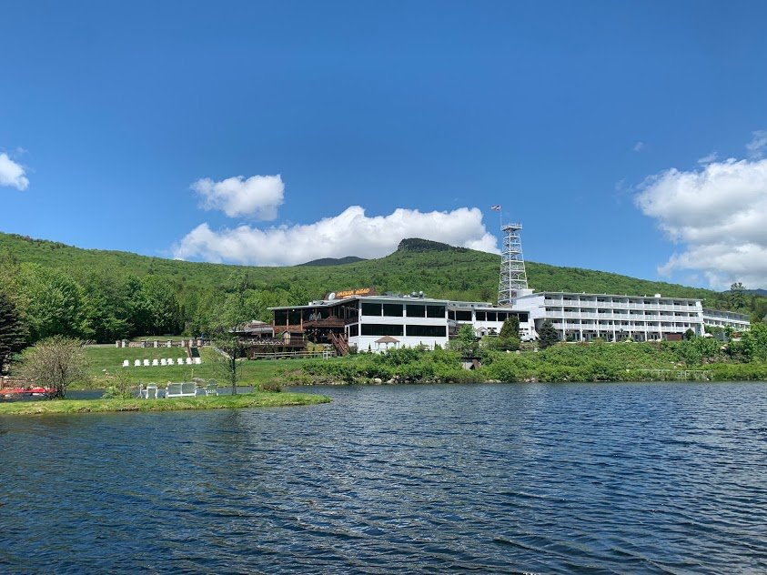 New Hampshire Highlights featuring the Indian Head Resort